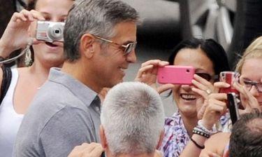 Ο γενναιόδωρος κύριος Clooney