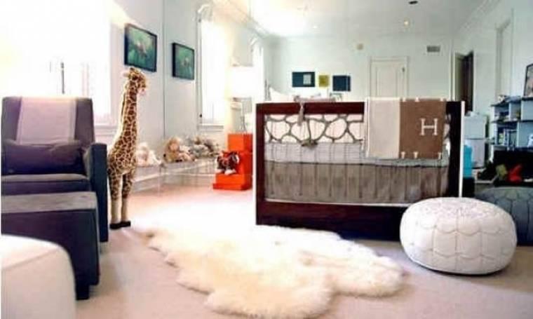 Η Rachel Zoe παρουσιάζει το δωμάτιο του γιου της (video)