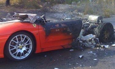 Η ατυχία με τα αυτοκίνητα κυνηγάει τον Μπανέγκα