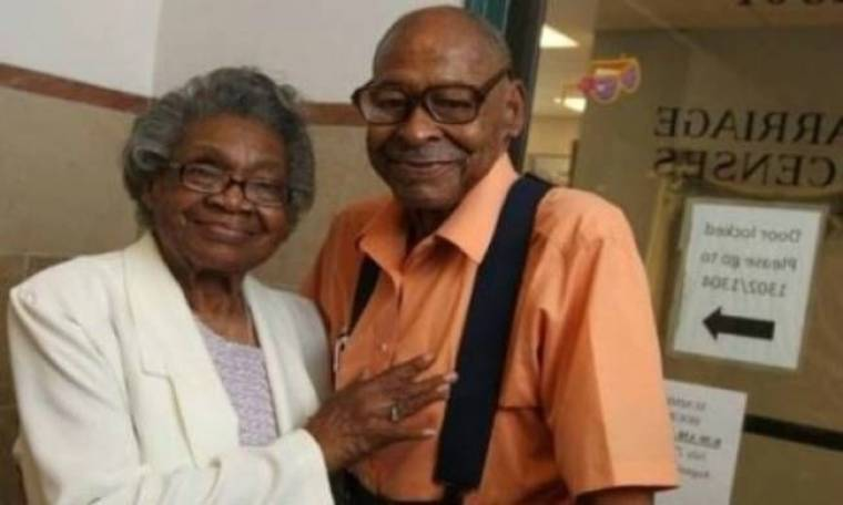 Παντρεύτηκαν ξανά, 50 χρόνια μετά το διαζύγιο!