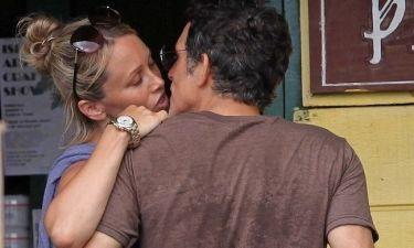 Ben Stiller: Αγκαλιές, φιλιά και παγωτάκι