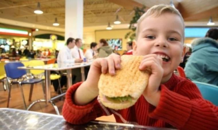 Εκστρατεία της Michelle Obama για τη σωστή διατροφή των παιδιών!