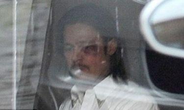 Ποιος μαύρισε το μάτι του Brad Pitt;