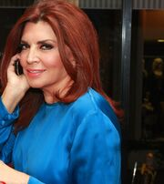 Ελληνίδα ηθοποιός πέταξε ένα ποτήρι κρασί στον σύντροφό της