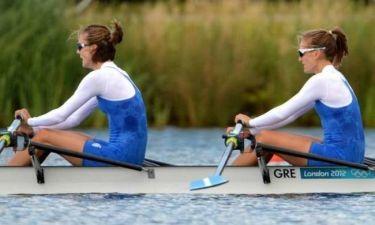 Λονδίνο 2012-Κωπηλασία: Τσιάβου/Γιαζιτζίδου: «Στα καλύτερά μας στον τελικό»