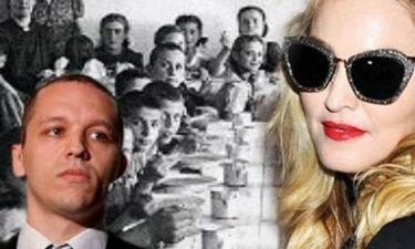 Η Φιλανθρωπία με ταυτότητα από τη Χρυσή Αυγή και η Madonna.
