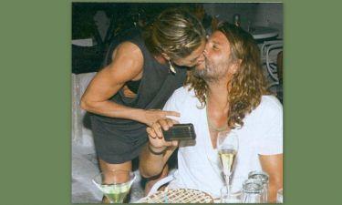 Κατερίνα Λάσπα-Νεκτάριος Νικολόπουλος: Το καυτό φιλί στο στόμα και το… κινητό!
