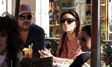 Eva Longoria: Ραντεβού για φαγητό με τον Eduardo Cruz
