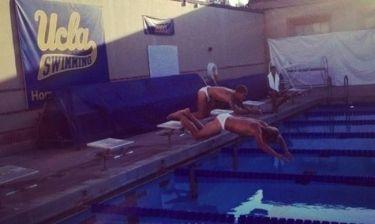 Διαγωνισμός κολύμβησης για τους…