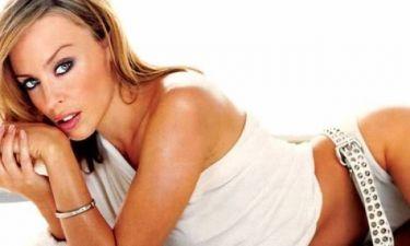Kylie Minogue από... χρυσάφι!