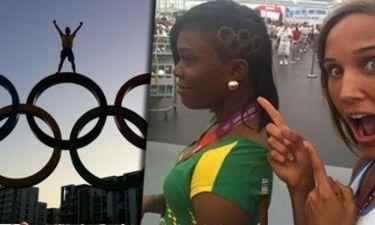 Ολυμπιακοί Αγώνες 2012: δείτε τις φωτογραφίες που ανεβάζουν οι αθλητές στο twitter