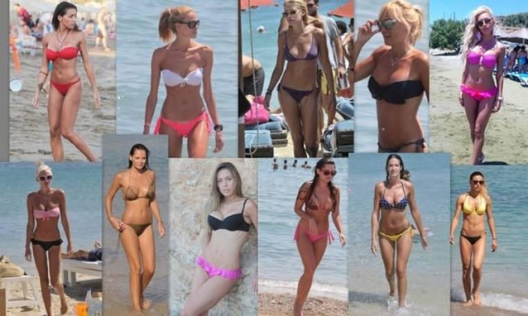 Τα κορίτσια πάνε θάλασσα….Εσείς;