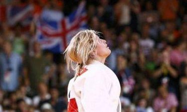 Oλυμπιακοί Αγώνες 2012 - Τζούντο: «Για σένα μαμά…» (photos)