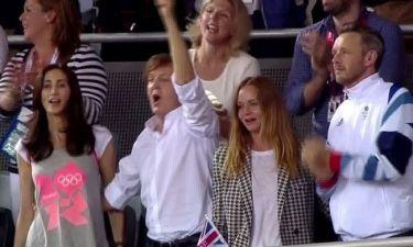 Η… Ολυμπιακή οικογενειακή έξοδος των McCartneys