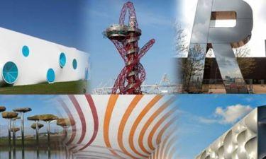 10 εντυπωσιακά κτήρια και εγκαταστάσεις τέχνης