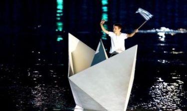 Δείτε πώς είναι σήμερα ο μικρός που «έκλεψε» τις εντυπώσεις στους Ολυμπιακούς Αγώνες του 2004