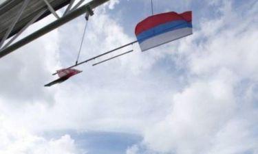 Ολυμπιακοί Αγώνες - Τένις: Πέταξε η σημαία! (video+photos)