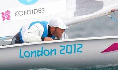Ολυμπιακοί Αγώνες 2012-Ιστιοπλοΐα: «Αργυρός» ο Κοντίδης, έγραψε ιστορία για την Κύπρο!