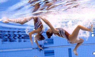 Ολυμπιακοί Αγώνες: Συγχρονισμένη κολύμβηση: 8ες Πλατανιώτη, Σολωμού