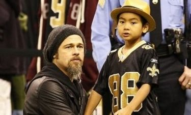 Brad Pitt: το απίστευτο δώρο που αγόρασε στο γιο του Maddox για τα γενέθλιά του