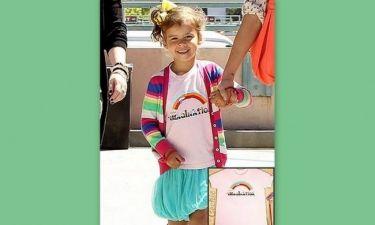 Honor Warren: Φοράει όλα τα χρώματα, αλλά πόσο της πάει!