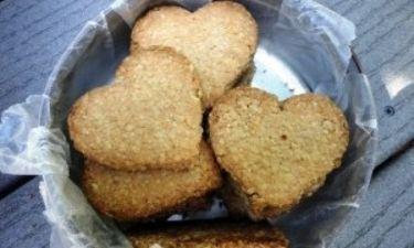 Μπισκότα από βρώμη