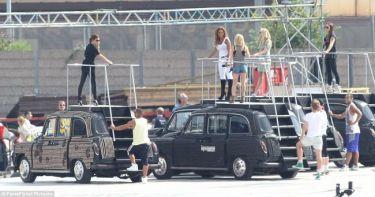 Ολυμπιακοί Αγώνες 2012: Οι πρώτες εικόνες από τις πρόβες των Spice Girls για την τελετή λήξης