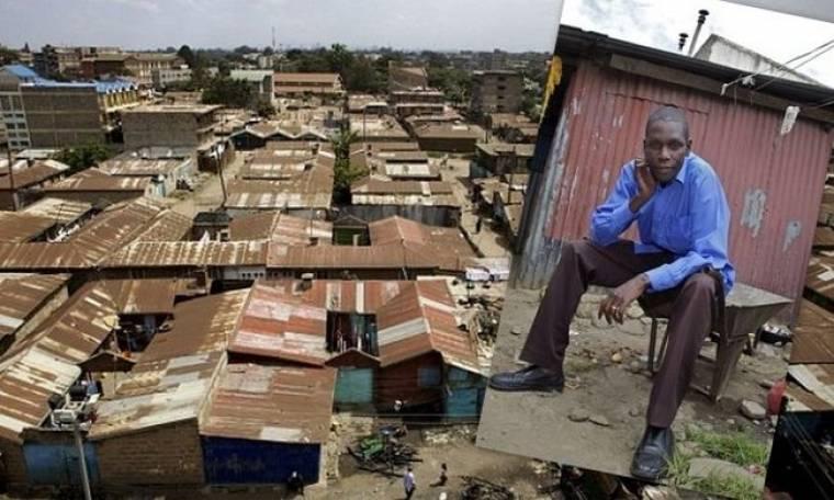 Απίστευτο: Αυτός είναι ο άπορος αδελφός του Ομπάμα! Δείτε σε τι συνθήκες ζει…