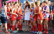 Οι πανηγυρισμοί της Kate Middleton (φωτό)