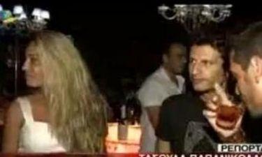Αντωνία Καλλιμούκου: Με τον σύντροφό της στα Χανιά!