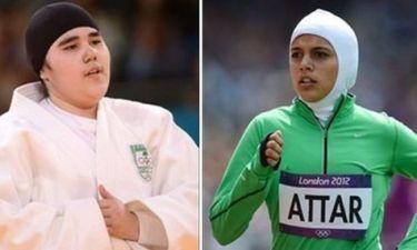 Απίστευτο! Ολυμπιακοί Αγώνες 2012: Αποκαλούν πόρνες τις αθλήτριες από τη Σαουδική Αραβία