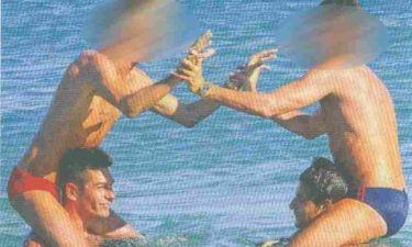 Κοκορομαχίες μες την θάλασσα για τους…