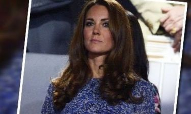 Κate Middleton: τι φόρεσε στην τελετή λήξης των Ολυμπιακών Αγώνων;