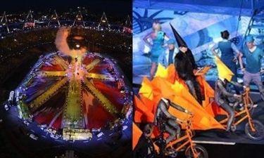 Τα καλύτερα σχόλια σε twitter και Facebook για την Τελετή Λήξης των Ολυμπιακών του Λονδίνου