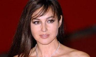 Μόνικα Μπελούτσι: Στην Χαλκιδική με Μπράντ και Τζολί