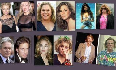 Πώς ήταν και πώς έγιναν σήμερα οι σταρ των 80s'! (φωτό)