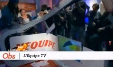 Ολυμπιακοί Αγώνες 2012-Χάντμπολ: Τα… έσπασαν στην «L' Equipe»! (video)