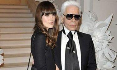 Θα σχεδιάσει ο Karl Lagerfeld το νυφικό της Keira Knightley;