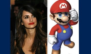 Penelope Cruz-Super Mario: Τι τους συνδέει;