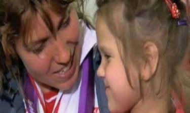 Αθλήτρια θα πουλήσει το μετάλλιό της για να βοηθήσει μια 5χρονη