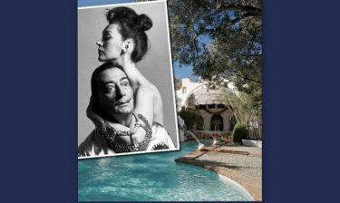Μέσα στο σπίτι του Salvador Dali!
