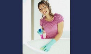 Γυμναστείτε κάνοντας δουλειές του σπιτιού