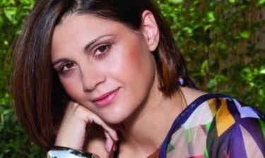 Άννα Μαρία Παπαχαραλάμπους: Οικογενειακές διακοπές στην Καρδαμύλη