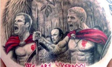 Οι Σπαρτιάτες της Λίβερπουλ!