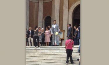 Αποκλειστικό: Δείτε τώρα εικόνες από τον γάμο του Νίκου Αναδιώτη (Nassos blog)