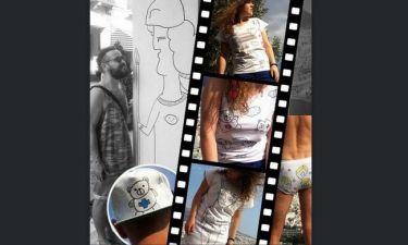 Συνέντευξη: Μιλήσαμε με το street artist που σχεδιάζει τα πιο στυλάτα t-shirts