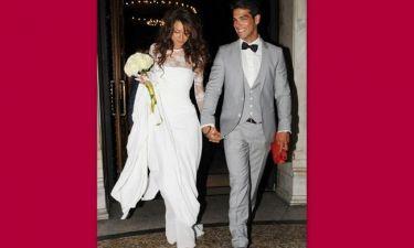 Φωτογραφίες από το γάμο του Νίκου Αναδιώτη!