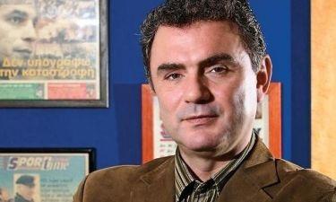Χρήστος Σωτηρακόπουλος: Με τι θα σύγκρινε την αδρεναλίνη της μετάδοσης ενός ποδοσφαιρικού αγώνα;