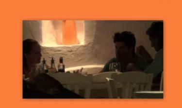 Ρουβάς-Ζυγούλη: Δείπνο με τον Θοδωρή Κουτσογιαννόπουλο και τη σύζυγό του στη Μύκονο
