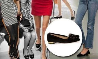 Charlotte Olympia: οι αγαπημένες μπαλαρίνες της Alexa Chung